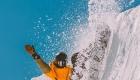 Real snowboarding Hideout hostel morzine